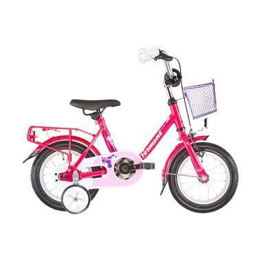 "Vélo Enfant VERMONT GIRLY 12"" Rose 2020"